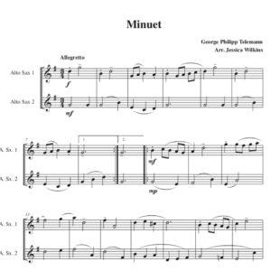 Alto sax downloads – JDW Sheet Music